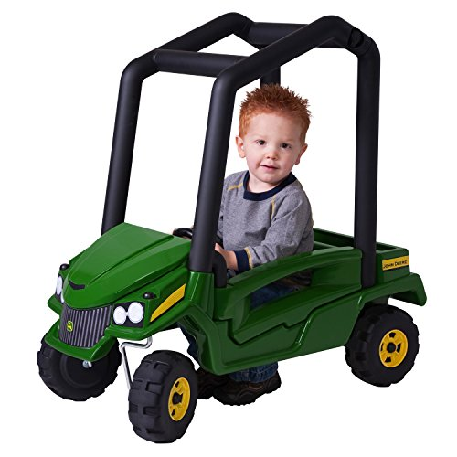 John Deere Get Around Gator Pedal Car, Pedal Cars for Kids