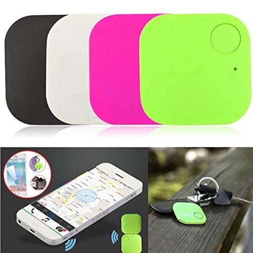 Smart Bluetooth Finder Tracer Pet Child GPS Locator Tag Alarm Wallet Key Tracker