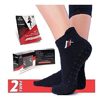 Amazon.com: Inovix deportes calcetines de yoga: Clothing