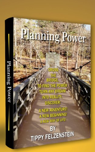 Book: Planning Power - Utilize the Power that is already yours by Tippy Felzenstein