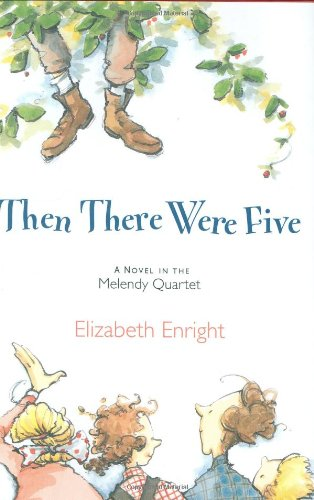 book cover of Then There Were Five