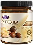 Life-Flo Organic Pure Shea Butter, 9-Ounce