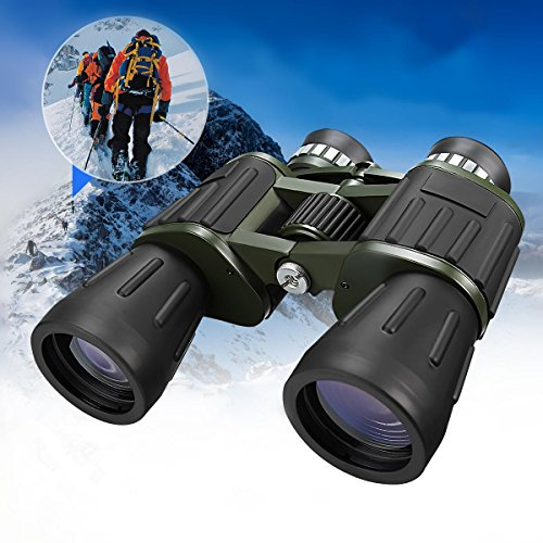 Hd Binoculars For Hunting - Night Vision Binoculars - 60x50