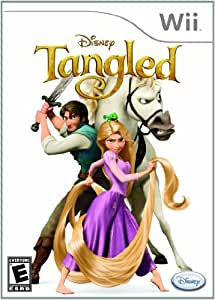 Disney Tangled - Wii Standard Edition