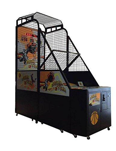 Full Size Dream Team Basketball Arcade Game by Proarcades.net