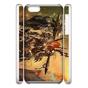 Diablo III iphone 5c Cell Phone Case 3D 53Go-387732