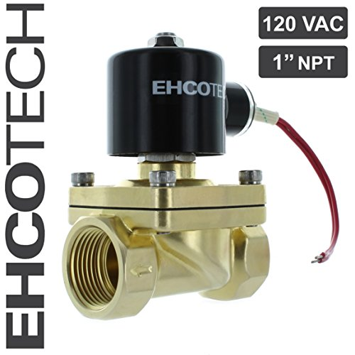 Body Industrial Gas Valve - EHCOTECH 1