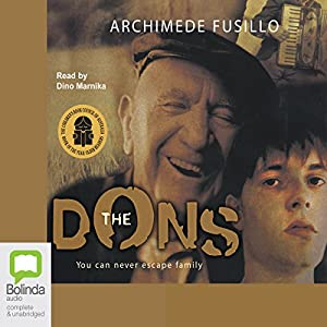The Dons Audiobook