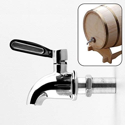 2015 hot new Stainless steel Drink Dispenser Spigot Tap Faucet for Wine Barrel Beverage by NEWSTYLEHOME