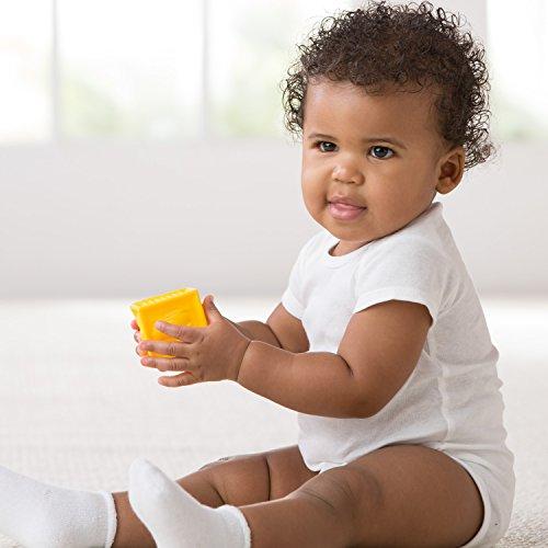Gerber Unisex Baby White 19 Piece Essentials Gift Set