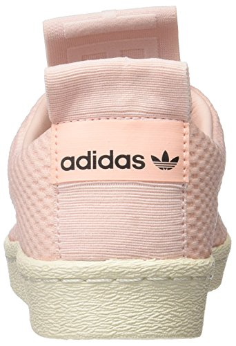 Adidas Bw3s De Fitness W Rose Multicolore Femme Cass Rose Superstar Chaussures blanc Slipon arxa1X