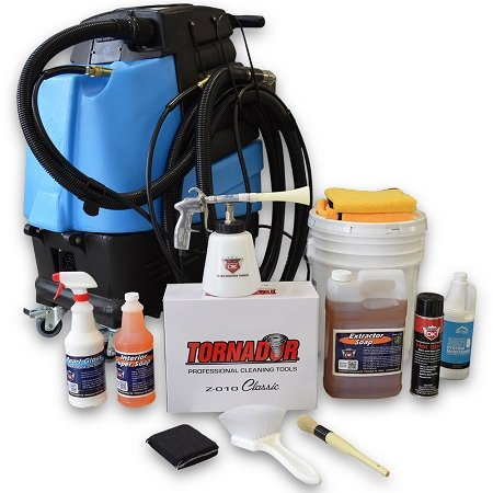 Amazon.com: Mytee HP120 Carpet Extractor & Tornador Interior Cleaning Tool Value Package: Automotive