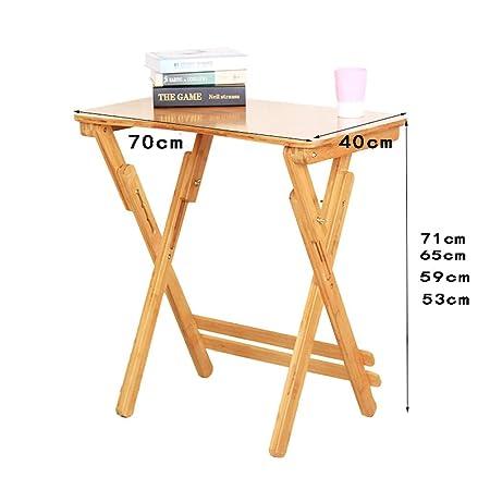 TT-Folding table Mesa De Estudio For Niños Mesa Plegable Mesa ...