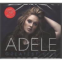ADELE Greatest Hits 2CD set in digipak [Audio CD]