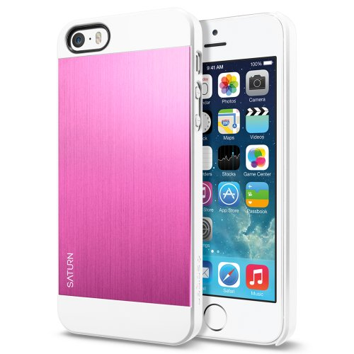 Spigen Saturn Aluminum Case for  iPhone 5S