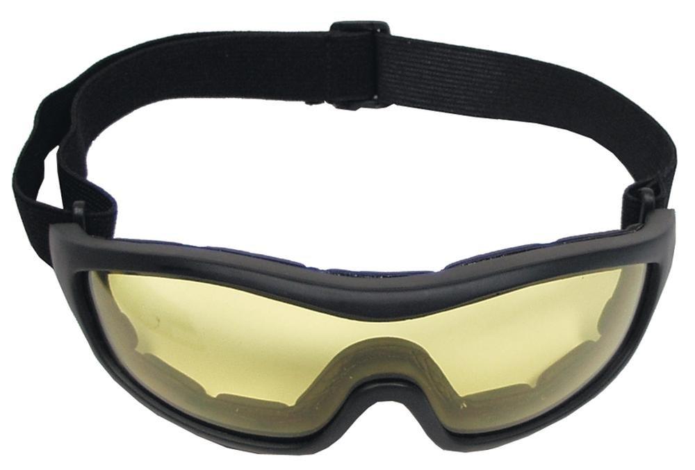 Brille, Mountain, gelbe Gläser