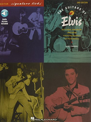 The Guitars of Elvis: Guitar Signature Licks Series