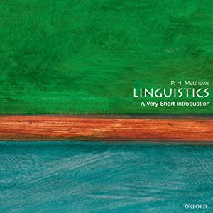 Linguistics: A Very Short Introduction | Livre audio