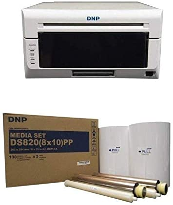 "Amazon.com: DNP ds820 a 8"" profesional de sublimación ..."