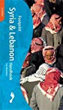 img - for Syria & Lebanon Handbook (Footprint - Travel Guides) book / textbook / text book