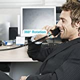Telephone Cord Detangler,LOVK 2 Pack 13Ft