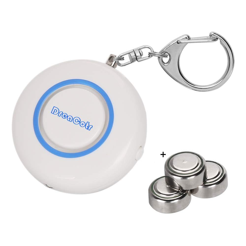 Amazon.com: dreacotr alarma Personal, 130 dB seguridad ...