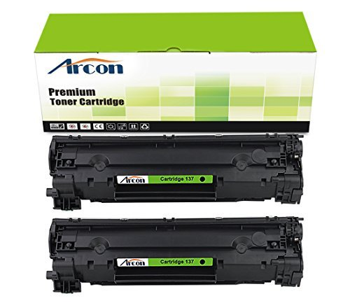 arcon-2pk-2400-pages-compatible-toner-cartridge-replacement-for-canon-137-canon-cartridge-137-9435b0