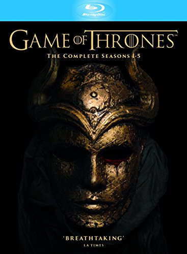 Game of Thrones - Season 1-5 (Slimline Packaging) [Blu-ray] [Region Free]
