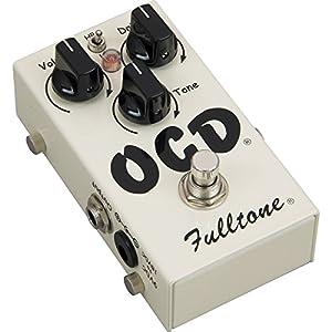 fulltone ocd obsessive compulsive drive pedal musical instruments. Black Bedroom Furniture Sets. Home Design Ideas