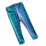 Kids Baby Girls Adult Mermaid Fish Stretch Long