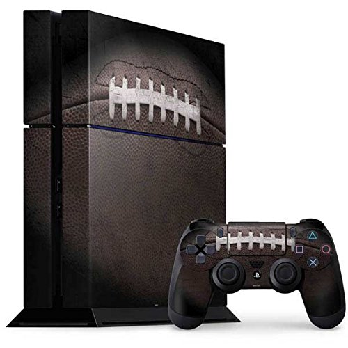 Sports PS4 Console and Controller Bundle Skin - The Football | Photography X Skinit Skin
