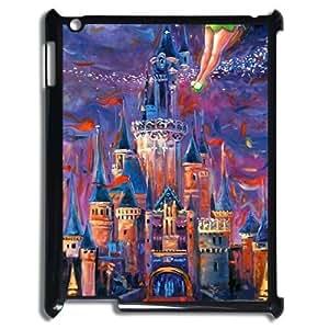 Magic Kingdom Case for Ipad2,3,4,diy Magic Kingdom case