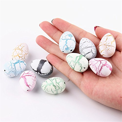 [10PCS Hatching Growing Dinosaur Dino Eggs Add Water Magic Cute Children Toy Gift] (Dragon Old Navy Costume)