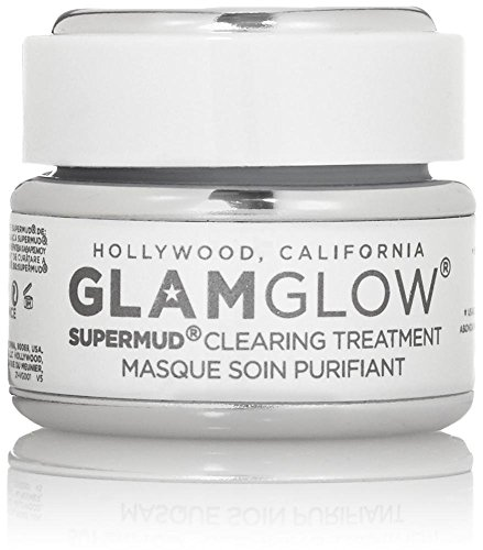 GlamGlow SuperMud Clearing Treatment Masque White