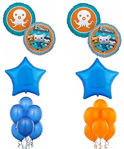 BirthdayExpress Octonauts Balloon Decoration