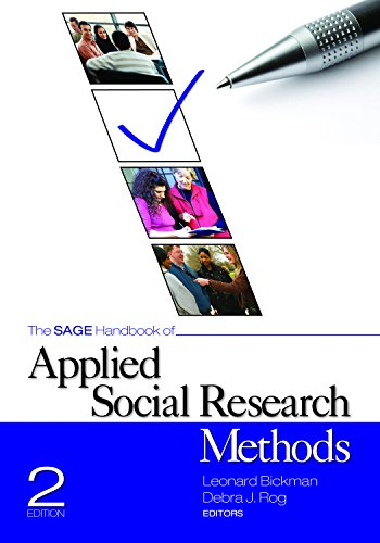 Download The SAGE Handbook of Applied Social Research Methods Pdf