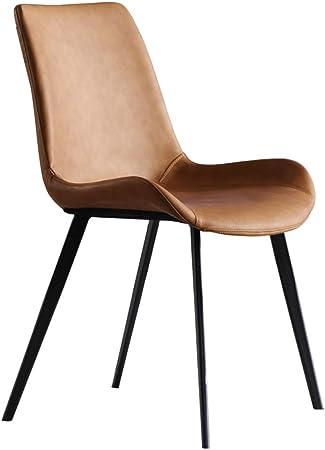 sillas comedor modernas cuero