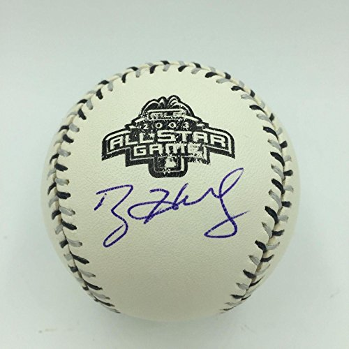 2003 All Star Baseball Ball - Autographed Roy Halladay Ball - Official 2003 All Star Game COA - JSA Certified - Autographed Baseballs