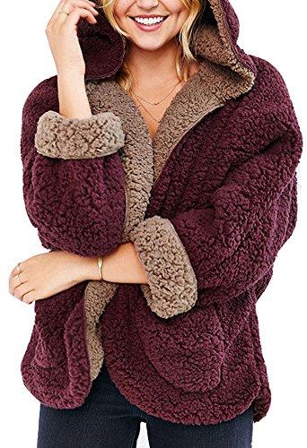 Fleece Reversible Coat - 4