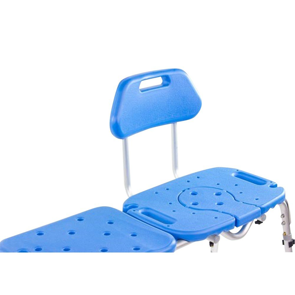 Amazon.com: Bath Transfer Bench with CUTOUT, Deluxe ALL-ACCESS for ...