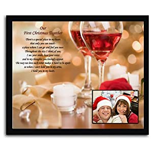 Amazon.com - Christmas Gift for Your Love - Our First Christmas ...