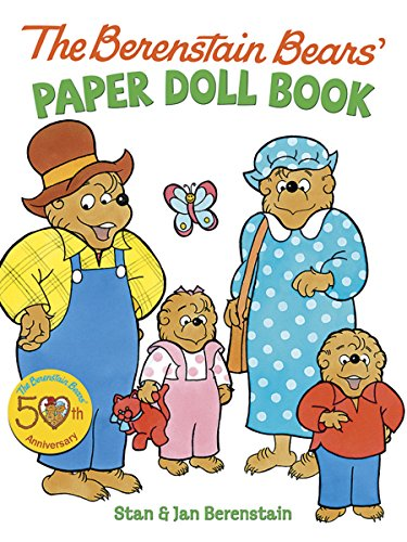 The Berenstain Bears' Paper Doll Book (Dover Paper -