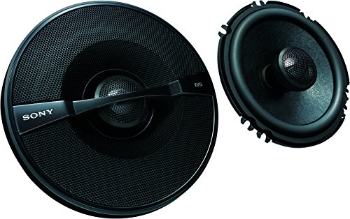 (Sony XSGS1621 GS Series 6.5-Inch 2-Way Speakers, Set of 2 )