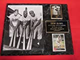 Roy Campanella Duke Snider Gil Hodges Brooklyn Dodgers 2 Card Collector Plaque w/8x10 Photo