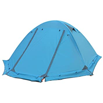 4-season 2-person Waterproof Dome Backpacking Tent For C&ing Hiking Travel Climbing -  sc 1 st  Amazon.com & Amazon.com : 4-season 2-person Waterproof Dome Backpacking Tent ...
