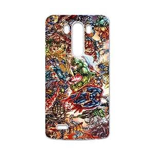 Marvel super hero Phone Case for LG G3