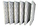 30x36x2 MERV 13 GeoPure Geothermal Air Filter (pack of 6)