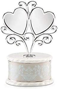 Lenox Westmore Heart Cake Topper