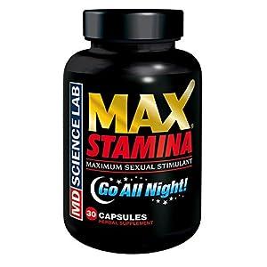 MAX Stamina (30ct)