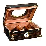 Humidor Supreme 50-Cigar 'Gangway' Humidor
